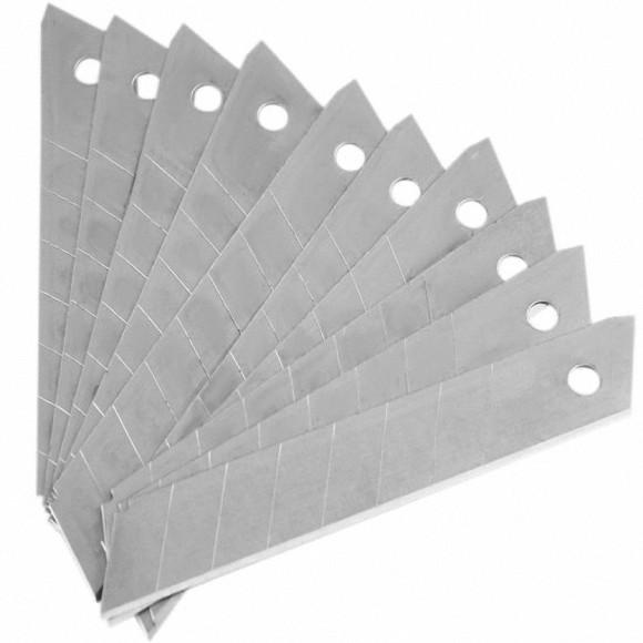 Lâminas para Estilete 18 mm 10 Peças LEETOOLS - 689168