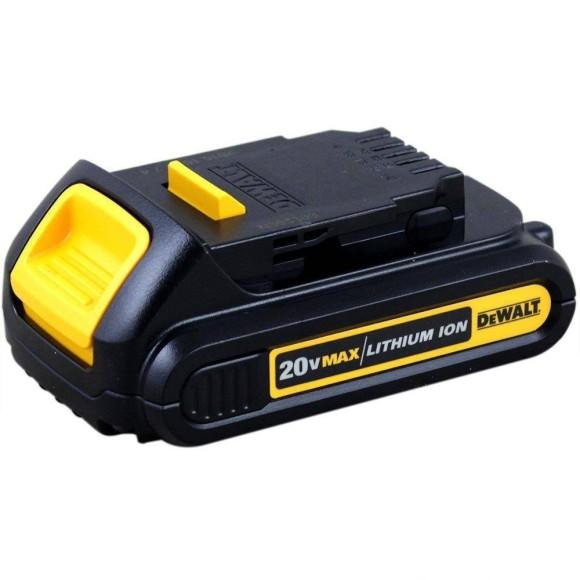 Bateria de Lítio 20V Compact 1,3 Ah DCB207-B3-  Dewalt