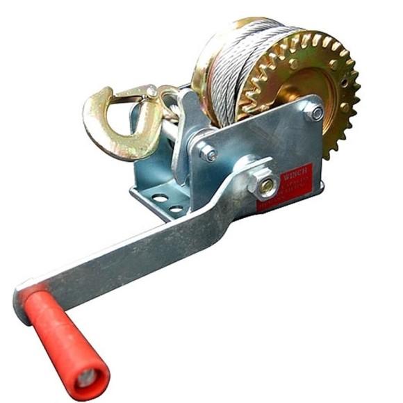 Guincho Manual Catracado 1.100 kg - 603225 Lee Tools