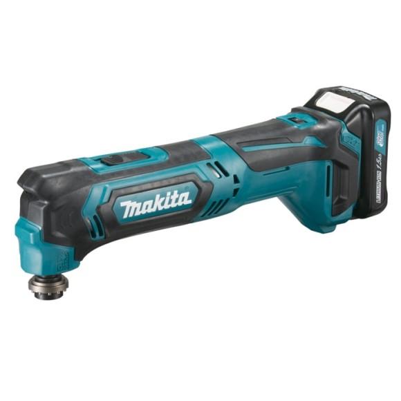Multiferramenta com 2 Baterias Multi-função 12V Bivolt Makita - TM30DWYE