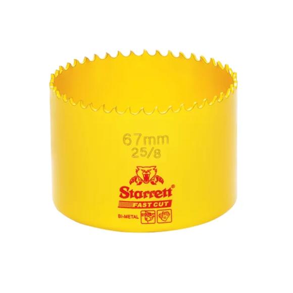 Serra Copo Bimetal 67MM 2.5/8