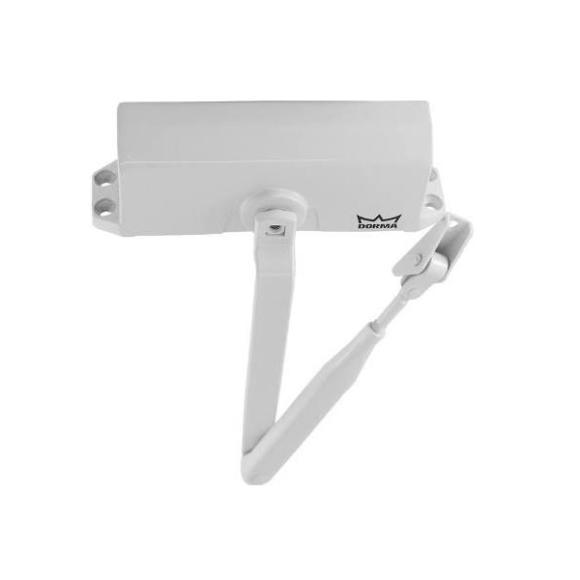 Mola Hidráulica Aérea Para Porta Branca Dorma - MA 200/2