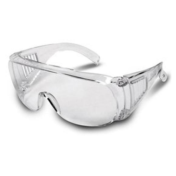 Óculos de Segurança Sobreposição Incolor Panda Kalipso - 010713