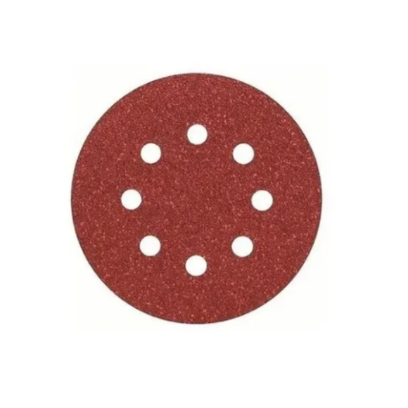"""Disco de Lixa com velcro 225mm 9"""" grão 150 pacote com 10 peças - Mil Kits"""