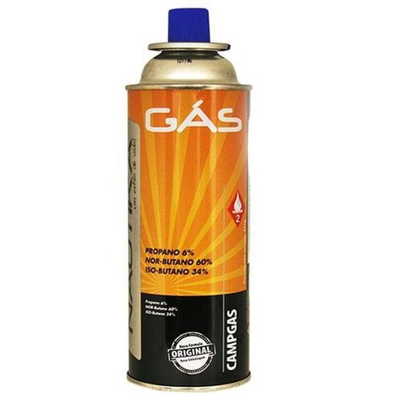 Cartucho de gás para fogareiro e maçaricos 227gr - Ntk