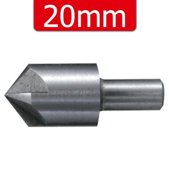 Escareador Aço Rápido Hss 20mm MAKITA - D-37421