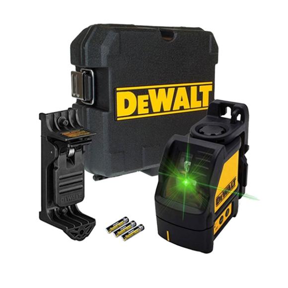 Laser Autonivelador de linha verde DW088CG-LA  - Dewalt