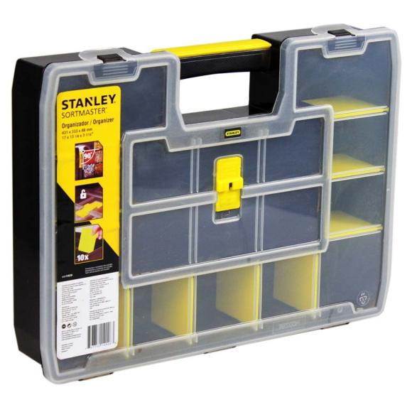 Caixa Organizadora grande Sortmaster  STST14026 - Stanley