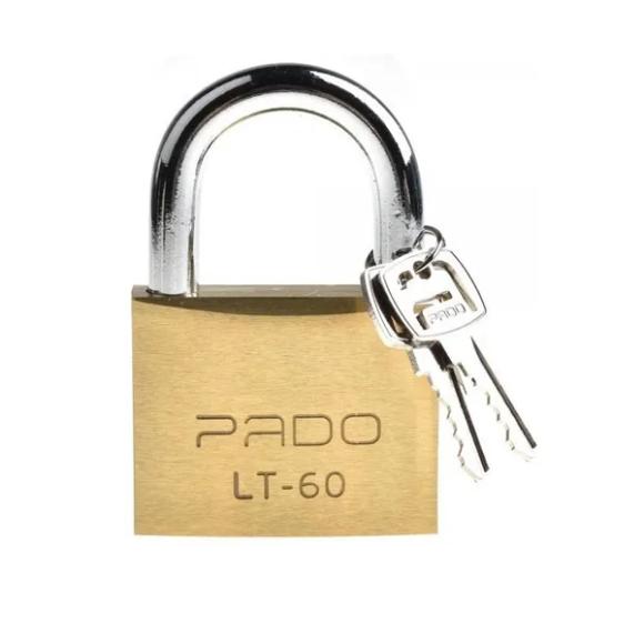 Cadeado LT-60MM Latão - Pado