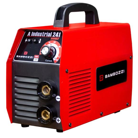 Máquina inversora de solda 200A Bivolt - Bambozzi A Industrial 241