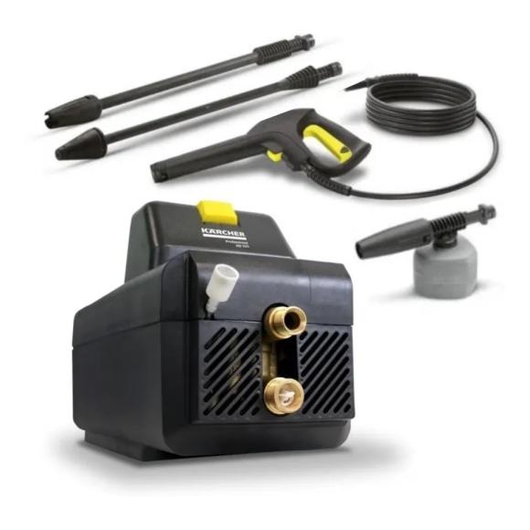 Lavadora de alta pressão Profissional Turbo HD 555 220V - Karceher