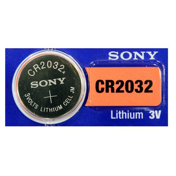 Bateria Lithium CR2032 3V - Sony
