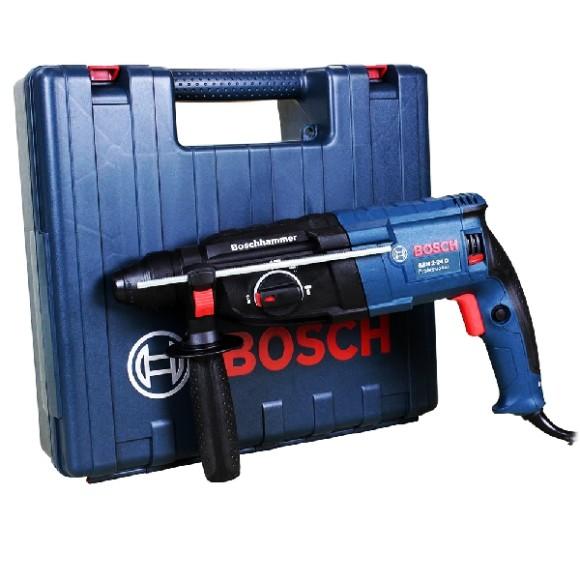 Martelete Perfurador 800W 220V c/Maleta BOSCH - GBH2-24D