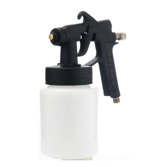 Pistola de Pintura Pressão 1,2mm 650ml 90S C/ Válvula ARPREX - 10169000