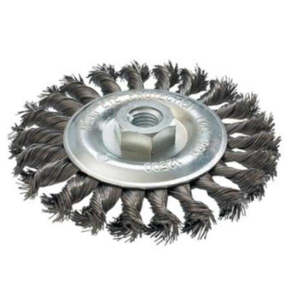 Escova de Aço Circular para Esmerilhadeira Makita D-29561