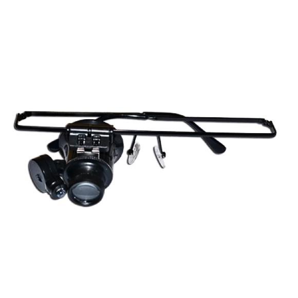 Óculos de Precisão Articulável Com Lanterna LEE TOOLS - 615396