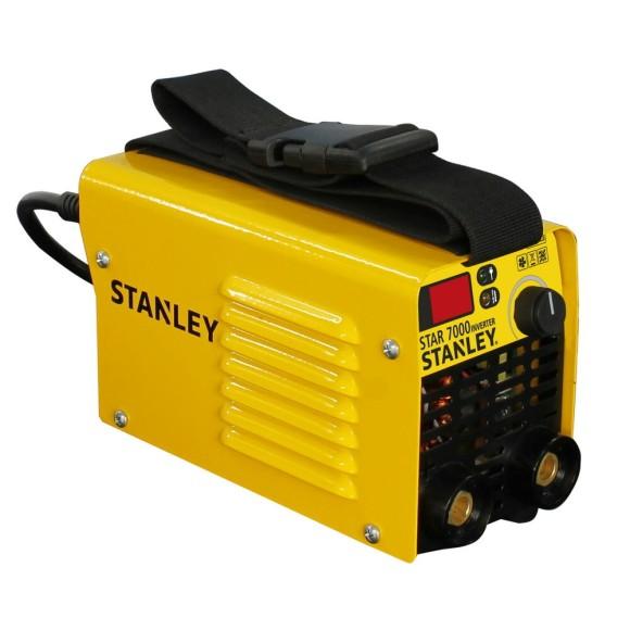 Inversor de Solda MMA 190A MAX-220V Stanley STAR 7000