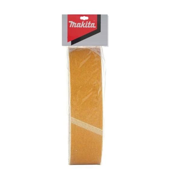 Cinta de Lixa 610x75mm para Madeira G36 2un A-91774-2 MAKITA