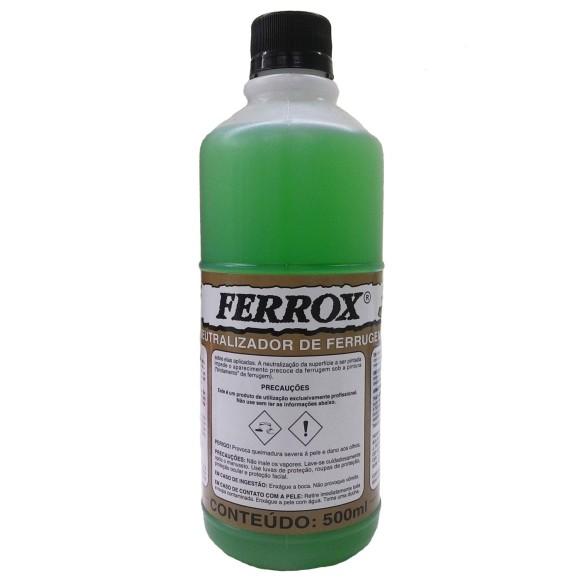Neutralizador de Ferrugem Ferrox 500 ML