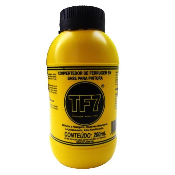 Convertedor de Ferrugem 200 ML - TF7